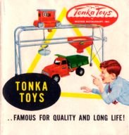 Tonka Toys | History | Look Books | Advertisements