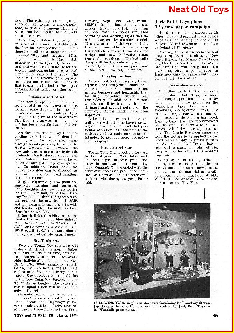 1956 Magazine Article