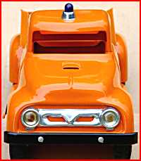 1957 Grille