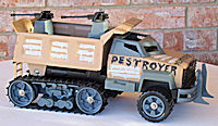 1986-1987 2602 Destroyer Half-Track #071