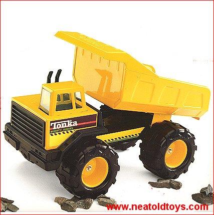 Mighty Tonka Dump Trucks 1983 - 1997